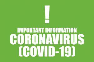 MHA - Coronavirus