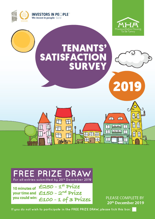 Tenant's Satisfaction Survey