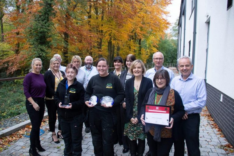 Success for female apprentices in National awards