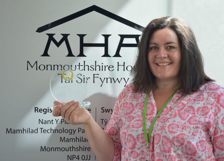 Exceptional Contribution to housing honoured at National Awards.