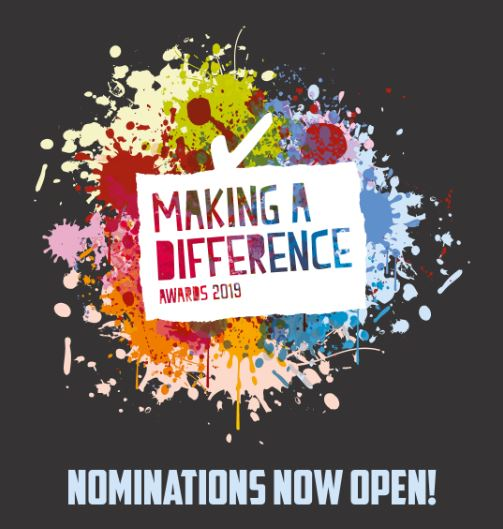 The Making a Difference Awards are back!