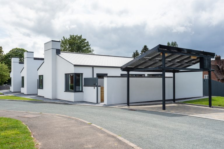 Innovative Housing to continue in Monmouthshire