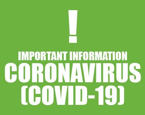 IMPORTANT CORONAVIRUS VIDEO UPDATE FROM OUR CHIEF EXEC, JOHN KEEGAN 26/03/20