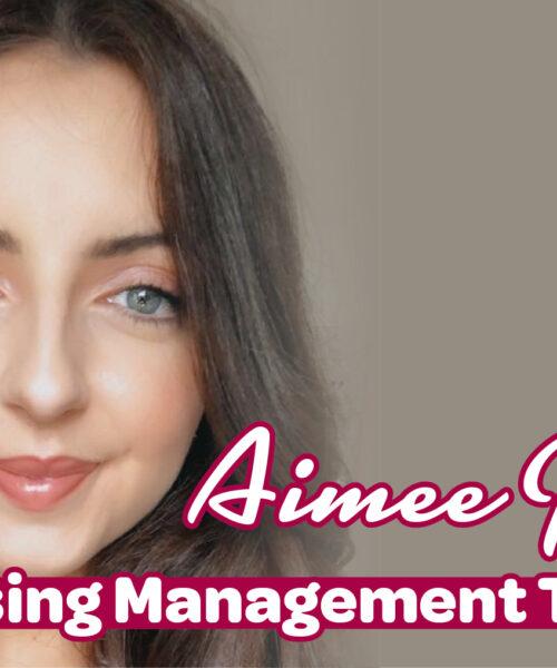 National Careers Week – Aimee