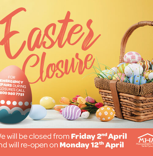 Easter Closure