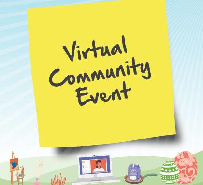 Virtual Community Easter Extravaganza