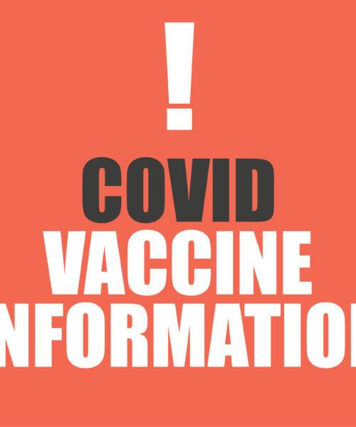 COVID Vaccine Information